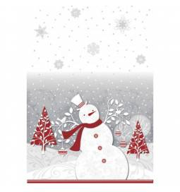 Prt Bela snežinka