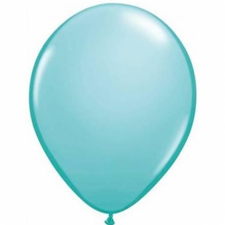 Lateks baloni 28 cm, Karibska, 10/1