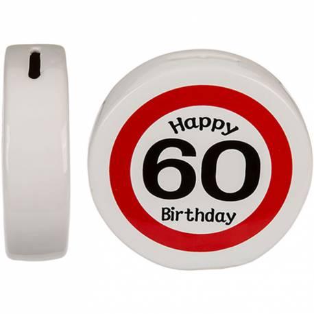 Hranilnik 50 let Happy Birthday