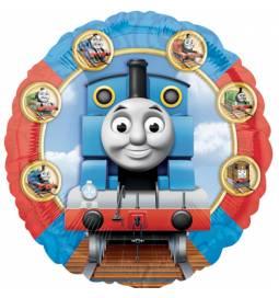 Folija balon Lokomotivček Tomaž 45 cm