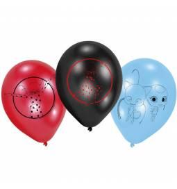 Miraculous lateks baloni