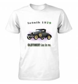 Majica Oldtimer letnik 1969