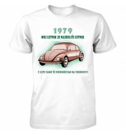 Majica Oldtimer letnik 1979