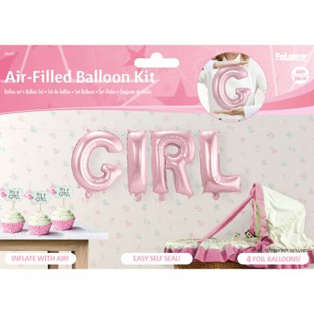 Baby set balonov za rojstvo