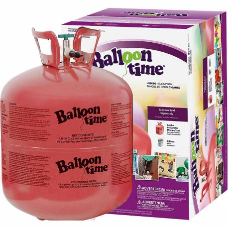 Helij za 30 balonov