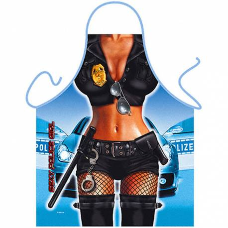 Predpasnik Policistka