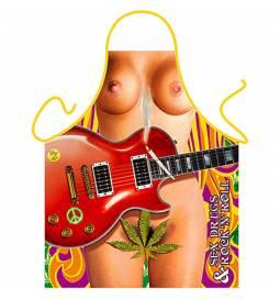 Predpasnik Sexy kitaristka