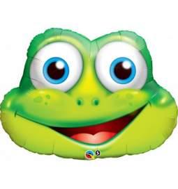 Folija balon Nora žaba