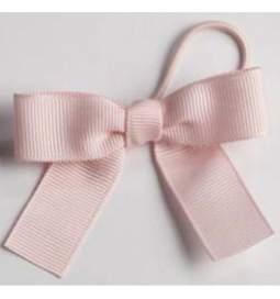 Poročna dekoracija, Pentljice, svetlo roza