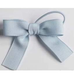 Poročna dekoracija, Pentljice, svetlo modra