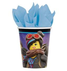 Kozarčki 266 ml, Lego Film 8/1