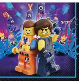 Serviete 33x33 cm, Lego Film 16/1
