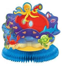 Namizna dekoracija Morska zabava