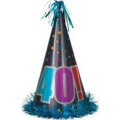Jumbo klobuk za 40 let, Birthday Cheer