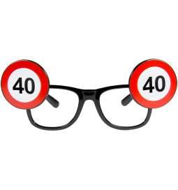 Očala za 40 rojstni dan