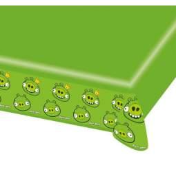 Zelen prt Angry Birds