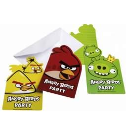 Vabila Angry Birds, 6/1