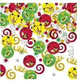 Konfetki Angry Birds