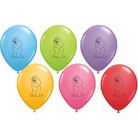 Pisani baloni Maša in Medo 10/1