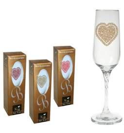 Kozarec za šampanjec Čipka