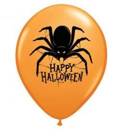 Baloni Halloween pajek 10/1