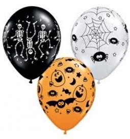 Baloni Spooky Halloween 10/1