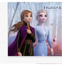 Serviete Frozen II 33x33 cm