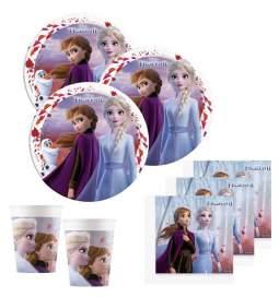 Frozen II set za 8 otrok