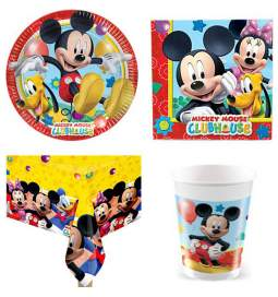 Mickey Mouse set za 8 otrok
