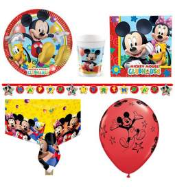 Mickey Mouse set za 16 otrok