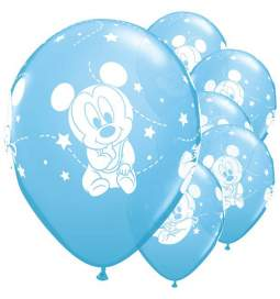 Baloni Baby Mickey, 25/1
