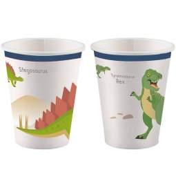 Kozarčki Veseli dinozavri 250 ml