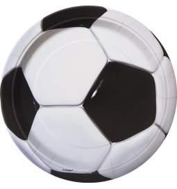 Krožniki Nogomet 23 cm