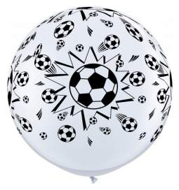Jumbo balon Nogomet