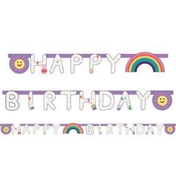 Transparent Happy Birthday Pujsa Pepa