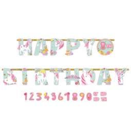 Samorog Transparent Happy Birthday