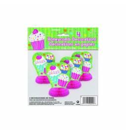 Namizna dekoracija Muffin party, 4/1
