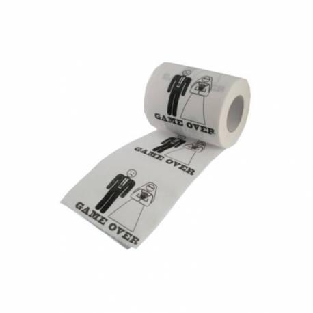 Wc papir Game over