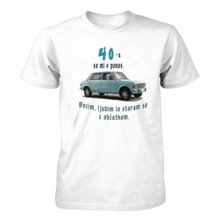 Majica za 40 let, Zastava 101