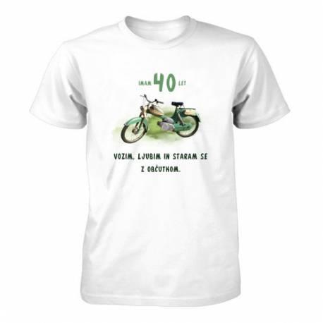 Majica za 40 let, Zelen motor