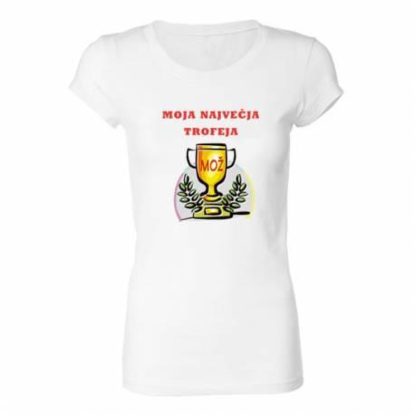 Majica za dekliščino, Moja trofeja