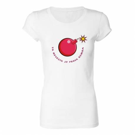 Majica za dekliščino,  Prava bomba