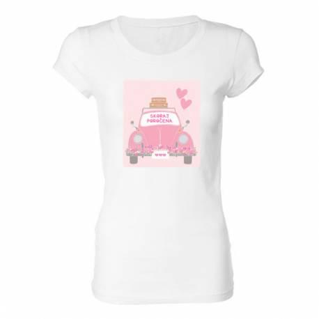 Majica za dekliščino,  Skoraj poročena