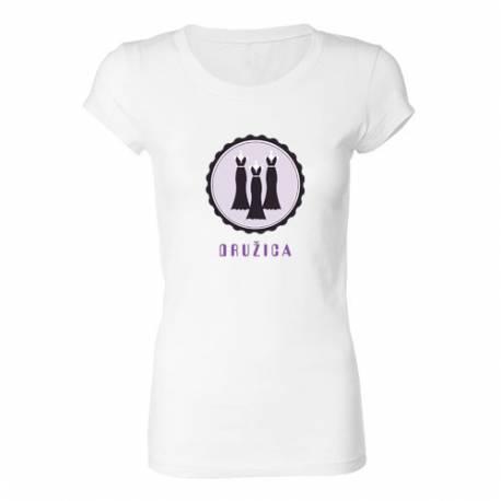 Majica za dekliščino,  Družica 1