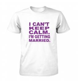 Majica za fantovščino, I cant Keep Calm