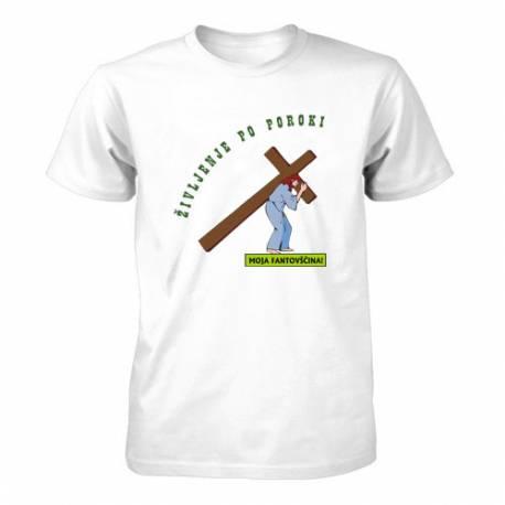 Majica za fantovščino, Križ