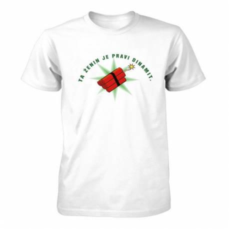 Majica za fantovščino, Pravi dinamit