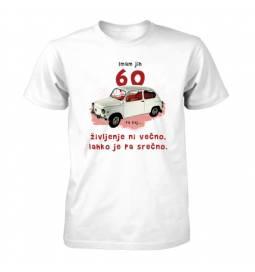Majica za 60 let, Bel fičo