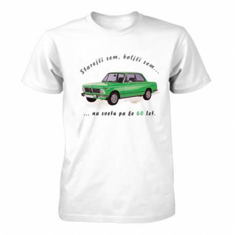Majica za 60 let, Zelen Bmw