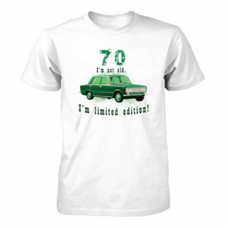 Majica za 70 let, Omejena izdaja